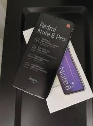 Xiaomi Redmi Note 8 Pro 64gb 6gb-(Loja na Cohab)-Total Segurança na Sua Compra