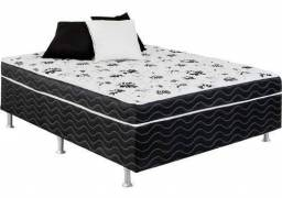 *cama box de casal imperdível!! :0