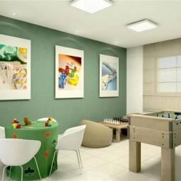 Apartamento com suite e Garagem - Spazio Campos Gerais - Jardim das Indústrias