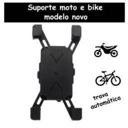 Suporte celular moto bike smartphone