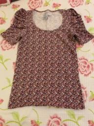 Blusa Zara tamanho M
