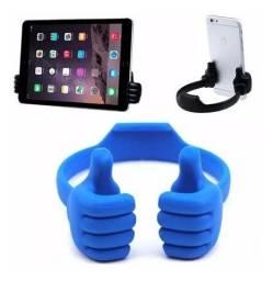 Suporte mãozinha para celular/tablet