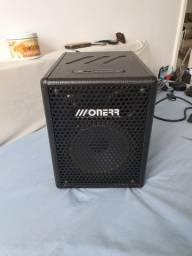 Caixa de som Onerr amplificada bluetooth