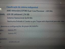 Notebook HP G42 Top