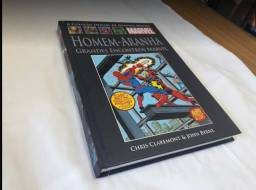 Homem-aranha carnificina total e graphic novel salvat marvel