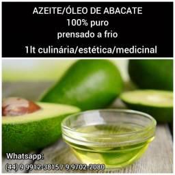 Azeite/Óleo de ABACATE (prensado a frio)