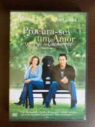 Título do anúncio: DVD Procura-se um amor que goste de cachorros