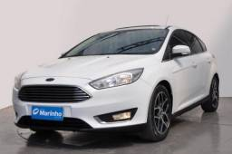 Ford focus hatch 2017 2.0 titanium 16v flex 4p powershift