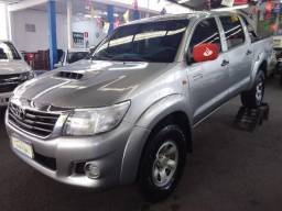 HILUX 2015/2015 3.0 STD 4X4 CD 16V TURBO INTERCOOLER DIESEL 4P MANUAL