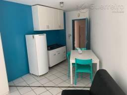 Apartamento para alugar com 1 dormitórios em Trindade, Florianópolis cod:14185