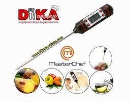 Termômetro Culinário Digital Master Chef Novos