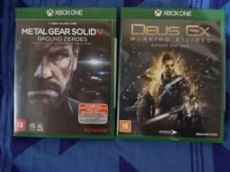 Jogos originais Xbox one