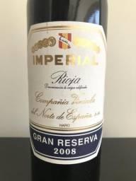 Vinho Espanhol Imperial Gran Reserva