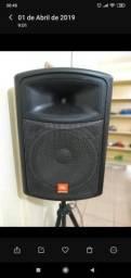2 Caixas de som Ativas JBL