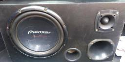 Grave da Pioneer corneta e **troco por dvd ou toca cd para carro