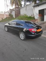 Honda Civic LXL 1.8 Manual em perfeito estado - 2012