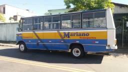 Micro ônibus 608 Mercedes Bens ! Relíquia todo original,