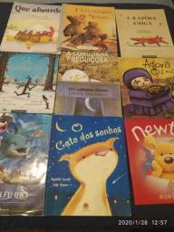 5 livros infantis por 50.00