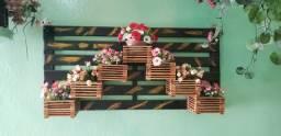 Floreira de parede