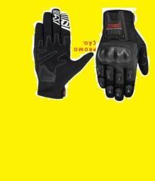 Luva X11 Blackout Motoqueiro Moto Motociclista
