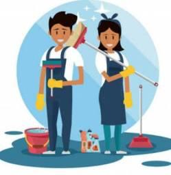 Ofereço derviço de Pintura e Limpeza