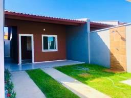 JP casa nova com documentaçaõ gratis com 2 quartos 2 banheiros a 10 minutos de messejana