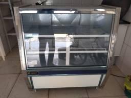 Lindo Freezer expositor da Refrigel novinho