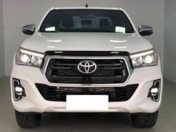 Toyota hilux cd srx 4x4 2.8 tdi 16v diesel modelo 2020