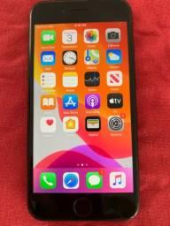 iPhone 7 Original Preto Matte 128gb Sem Uso Garantia