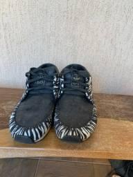 Tênis adidas zebra original tamanho 42