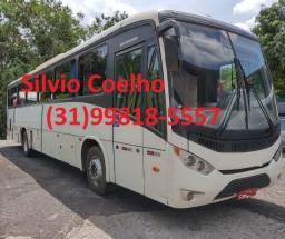 Ônibus Marcopolo Ideale 2013 ar condicionado = Silvio Coelho