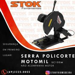 Serra SCA 100M Motomil S/ motor
