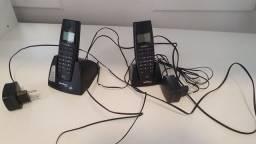 Telefone fixo Intelbras com Extensão