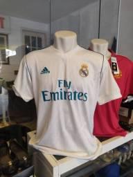Camisetas de futebol oficiais g/gg