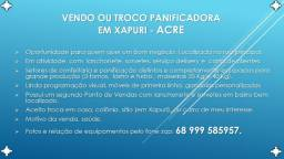 Vendo panificadora, confeitaria e lanchonete em Xapuri - AC