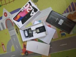 Samsung Galaxy A20s sem uso