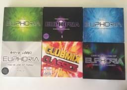 Vários CDs de House / Dance / Funk / Club /Trance/ Beats. Adequado para DJ