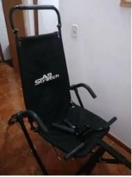 Cadeira De Exercícios/ginástica Ab Stretch (polishop)