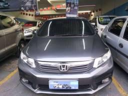 Honda Civic 2012 1.8 LXS carro manual bem novinho