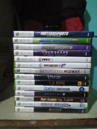 Jogos de Xbox 360 1 é 40$ 3 por 100$  ótimo promoção