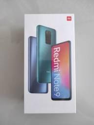 Inacreditável//Redmi Note 9 da Xiaomi// Novo Lacrado com Garantia e Entrega