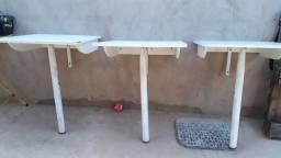 Mesas de parede
