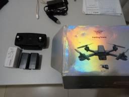 Bateria e controle de drone