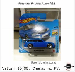 Miniaturas hot Wheels e Maistro