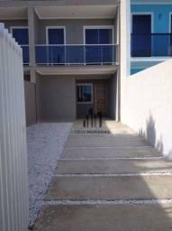 SITIO CERCADO / Sobrado com 2 dormitórios à venda, 52 m² por R$ 260.000 - Sítio Cercado -