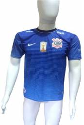 Camisa Corinthians Campeão Brasileiro 2017