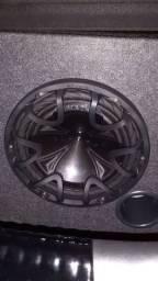 Subwoofer Bravox 12' - 350W rms na caixa