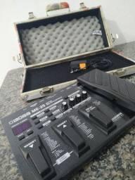 Boss ME-25 + Case Novo
