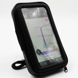 Título do anúncio: Suporte Celular P Moto A Prova Da água Com Carregador Usb