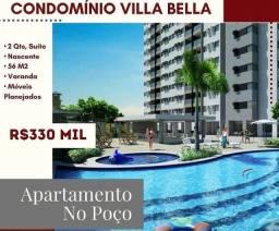 Vendo Apartamento Edifício Villa Bella